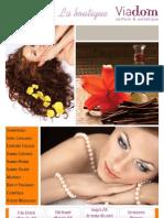 Catalogue La beauté chez vous