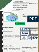 Sesión Teoría 02_Estándares, Modelos de Referencia, Norma IEEE 802. (19-05-21)