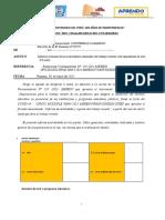 Informe -Desarollado Segun Anexos 01 y 02 Ok