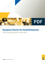 European Charter for Small Enterprises (precise reference to KBS)