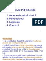 II. Logica Si Psihologie