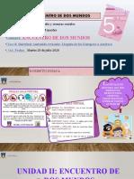 PPT Clase 8-5°Historia (Unidad 2)