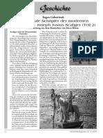 Gabowitsch, Eugen - Der geniale Schöpfer der modernen Chronologie - Joseph Justus Scaliger (Teil 2) [2007, Text]