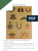 Test Di Rorschach Con Inkblok (Ita)