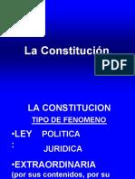 TEMA I. La Constitución