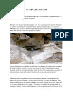 sitios precolombinos hondureños