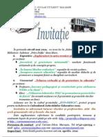 Invitatie eveniment educational-2011