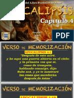 Un Breve Estudio del Libro Profetico de Juan APOCALIPSIS. Capítulo 4. Presentado por el Pastor Bernardo-Aaron Felix
