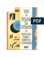 Teologia do Cotidiano - Rubem Alves