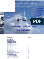 CAA Strategic Plan 2009-2012