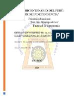 METODO DE CONTROL DE PLAGAS EN EL CULTIVO DE ZAPALLO Y SANDIA