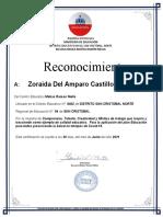 Zoraida Del Amparo Castillo Amparo