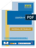7. Gestion Publica