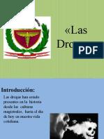 Charla Sobre Las Drogas