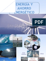 energía y ahorro energético