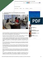 Gaceta 6.149_ Publican Ley de Simplificación de Trámites Administrativos _ Finanzas Digital