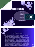 PRESENTACION METODOS DE VENTA