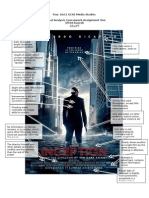 Movie Poster Textual Analysis