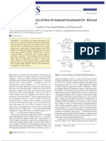 Synthesis of New UV-Induced phtolesion