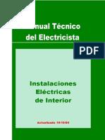 manual tecnico del instalador electricista
