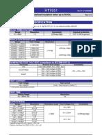 Insulation tester_HT7051_EN1-01