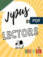 Tipus de Lectors 1