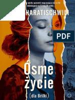 Nino Haratischwili - Ósme życie (dla Brilki) tom. 1