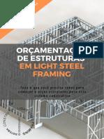 Ebook Orçamentação de Edificações em Light Steel Framing
