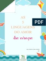 Linguagens do Amor das Crianças - GFI