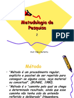 METEP metodo positivista