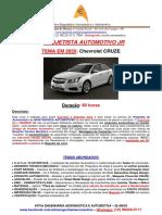 Projetista Automotivo 2020