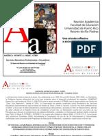 Posibles Temas de Investigación AA&A 2011
