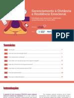 Gerenciamento No Home Office e Resilincia Emocional