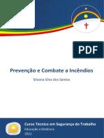 ebook - Prevenção e Combate a Incêndios [ETEPAC 2021]