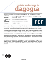 11 - Bateria de provas de raciocinio diferencial- Suporte a sua utilizacao em orientacao vocacional