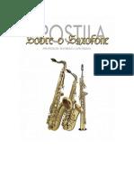 Apostila Completa - sax - Rodrigo Capistrano