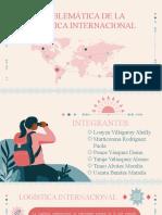 Problemática de La Logística Internacional