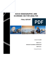 NUNAVUT Socio-demographic and Economic Sector Analysis_FINAL Report 2008