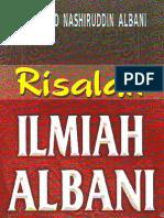 Risalah Ilmiah Al AlBani
