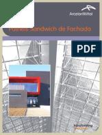 Arcelormittal Portugal Catalogo Painel Fachada