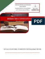 284891778 Evolucion Del Constitucionalismo en El Peru