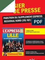 DOSSIER DE PRESSE ESKPRESS LILLE