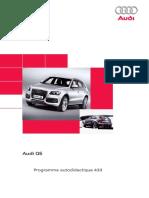 Service Training. Audi Q5. Programme autodidactique 433