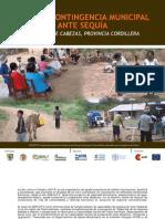 Plan de Contingencia Municipal ante Sequía - Cabezas