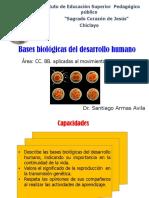 Bases bioloógicas del desarrollo humano-s-a