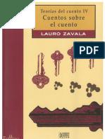Zavala, Ed. - TC Vol. 4 - Cuentos Sobre El Cuento - 8 MB