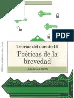 Zavala, Ed. - TC Vol. 3 - Poéticas de La Brevedad - 8 MB