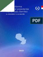 Informe de Gestión 2021