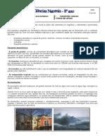 Ficha de Apoio Catastrofes