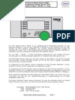 TRIX Mobile Station FW 0.63